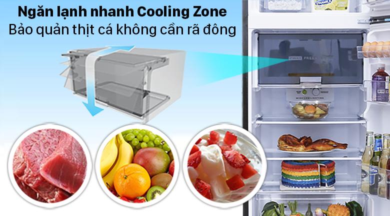 Tủ lạnh Toshiba GR-RT400WE-PMV(06)-MG - Bảo quản thực phẩm không cần rã đông