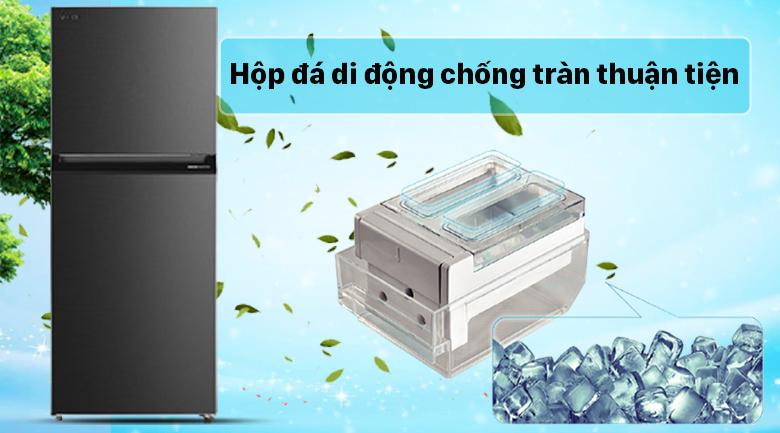 Tủ lạnh Toshiba GR-RT400WE-PMV(06)-MG - Hộp đá di động tiện lợi