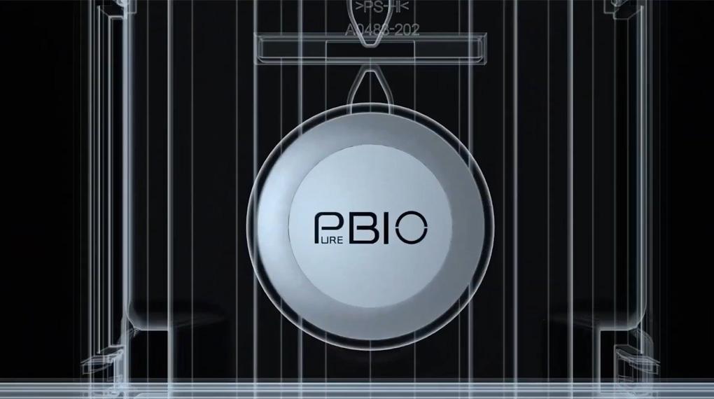 Tủ lạnh Toshiba Inverter 407 lít GR-RT535WE-PMV(06)-MG-Loại bỏ mùi hôi, diệt khuẩn mạnh mẽ nhờ công nghệ PureBio