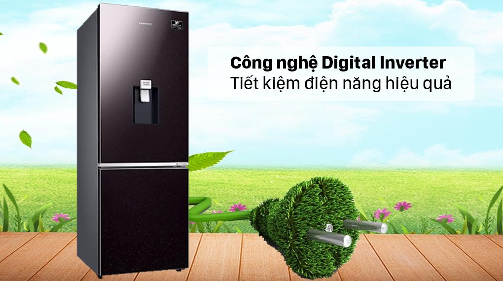Tủ lạnh Samsung Inverter 307 lít RB30N4190BY/SV - Tiết kiệm điện năng