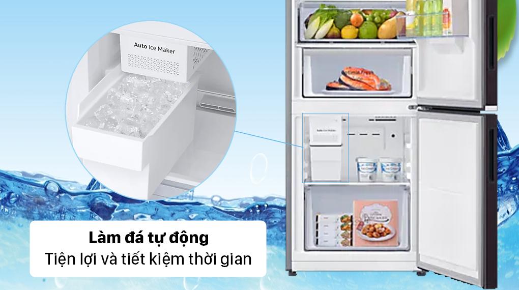 Tủ lạnh Samsung Inverter 307 lít RB30N4190BY/SV - Tiết kiệm thời gian, tiện lợi