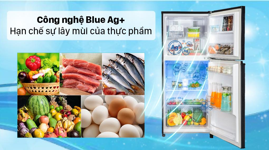 Tủ lạnh Panasonic Inverter 326 lít NR-TL351GPKV - Công nghệ Blue Ag+