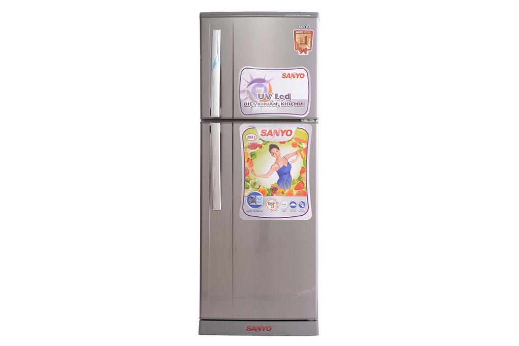 Tủ lạnh Sanyo SR-U205PN- Diệt khuẩn bằng tia cực tím an toàn