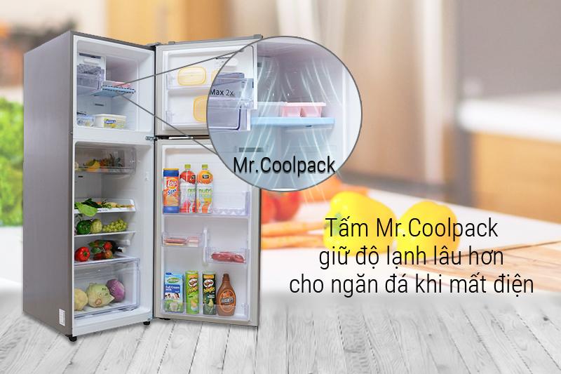 Tấm Mr.Cookpack giữ lạnh tốt