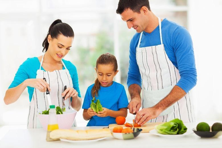 Tủ lạnh phù hợp với gia đình 3 người