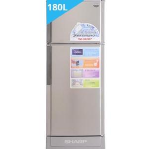 Xem bộ sưu tập đầy đủ của Tủ lạnh Sharp SJ-188P-HS 180 lít