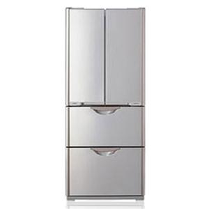 Tủ lạnh HitachiR-SF37WVPG 365 lít Solfege 4 cửa Nano Titanium