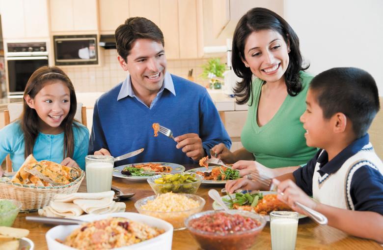 Dung tích tủ lạnh phù hợp gia đình từ 3-4 thành viên