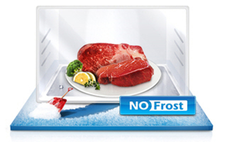 Bạn đã có thể giải quyết những vấn đề trên vì bây giờ đã có công nghệ No Frost ( Không đóng tuyết)