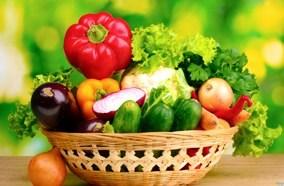 Ngăn rau củ Market Fresh giúp kiểm soát độ ẩm tối ưu