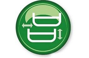 Ngăn kệ linh động FlexStor™ dễ thay đổi vị trí