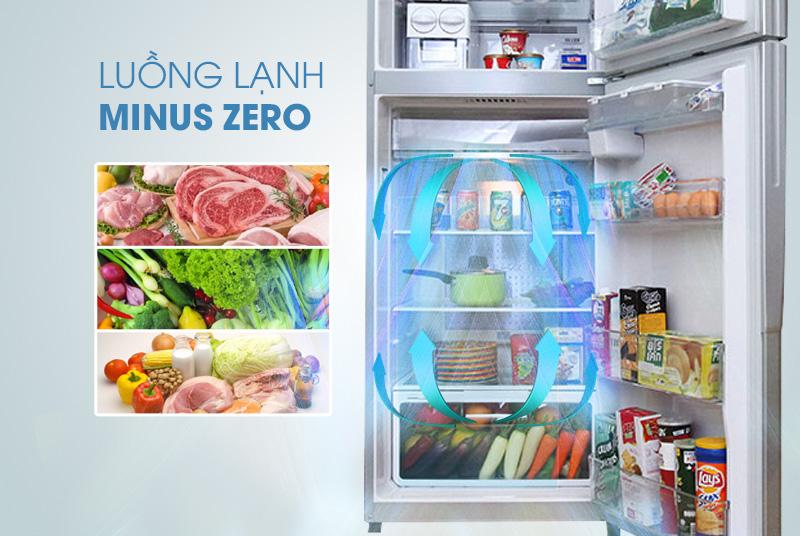 Công nghệ làm lạnh Minus Zero tiên tiến