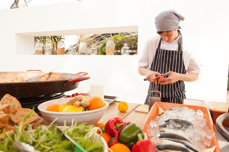 Thực phẩm bảo quản tốt, chất lượng cao với công nghệ luồng khí lạnh đa chiều