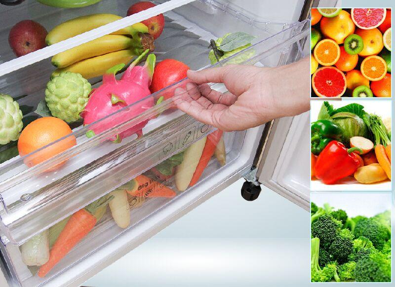 Tủ lạnh Samsung RT43H5231SL/SV có ngăn đựng rau củ đặc biệt