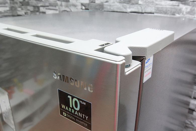 Tủ lạnh Inverter với chế độ bảo hành 10 năm cho máy nén