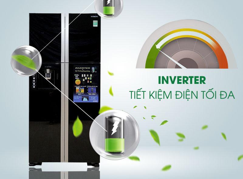Công nghệ inverter siêu tiết kiệm điện