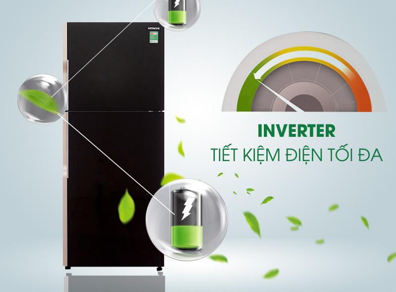 Công nghệ Inverter mang đến khả năng tiết kiệm điện hiệu quả