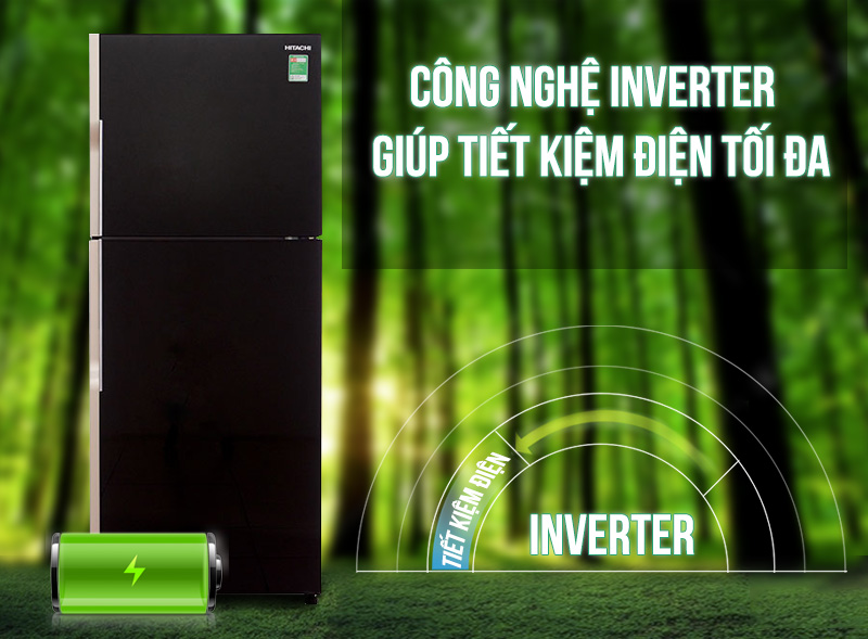 Công nghệ Inverter – tiết kiệm điện năng hiệu quả