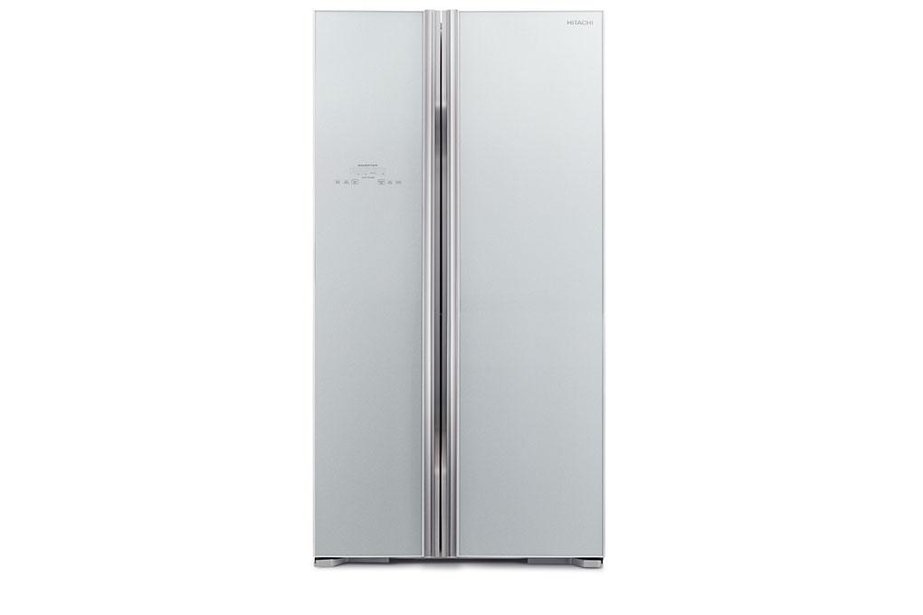 Tủ lạnh Hitachi R-S700PGV2 – Tiết kiệm điện với công nghệ Inverter