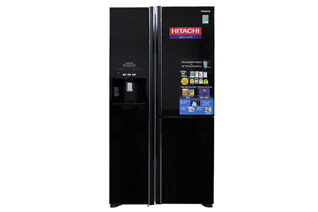 Tủ lạnh Hitachi Inverter 584 lít R-M700GPGV2 GBK hình 2