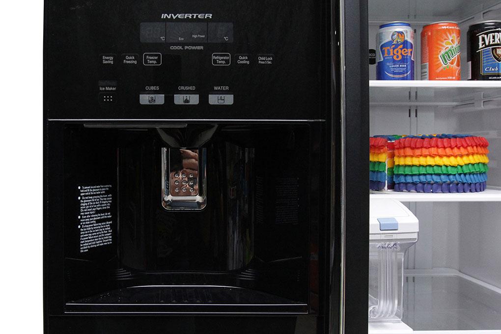 Tủ lạnh Hitachi Inverter 584 lít R-M700GPGV2 GBK hình 7