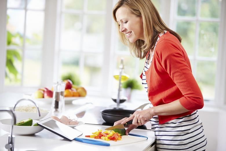 Cảm biến Eco giúp thực phẩm được bảo quản tốt, chế biến nhanh chóng
