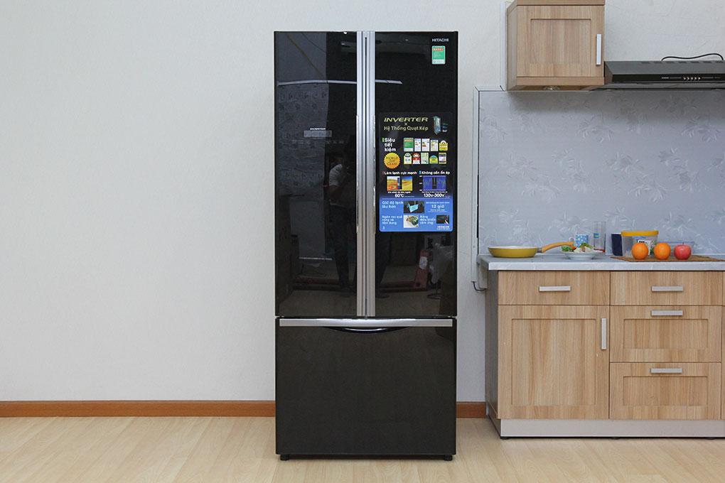 Tủ lạnh Hitachi 429 lít R-WB545PGV2 hình 4