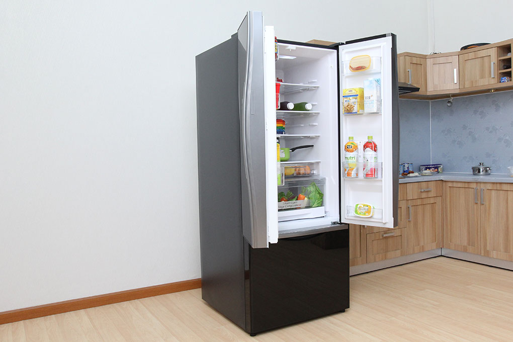 Tủ lạnh Hitachi 429 lít R-WB545PGV2 hình 3
