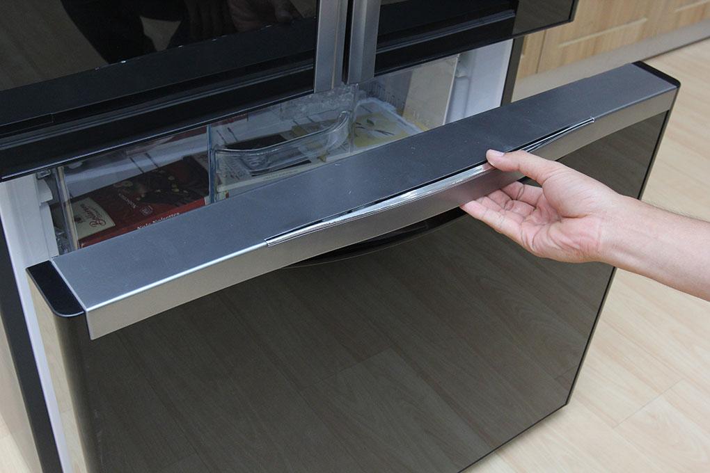 Tủ lạnh Hitachi R-WB475PGV2, R-WB545PGV2 mặt gương 3 cửa Inverter