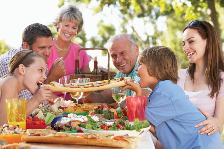Dung tích lớn phục vụ cho cả gia đình