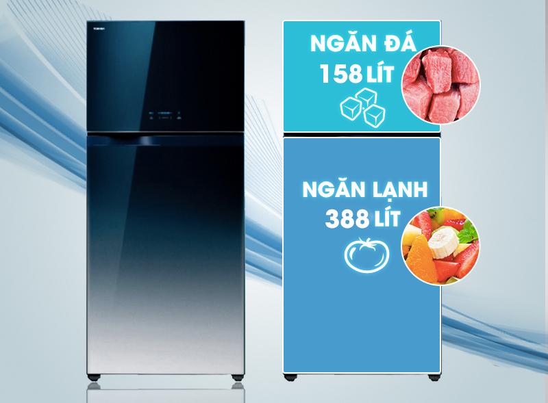 Tủ lạnh Toshiba GR-WG58VDAZ