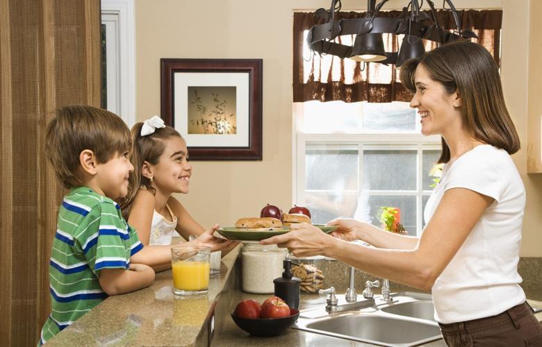 Tủ lạnh cung cấp nguồn thực phẩm phong phú cho gia đình bạn