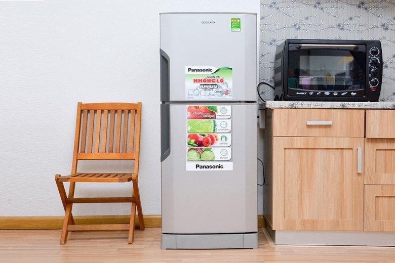 Tủ lạnh Panasonic NR-BJ176SSVN-1