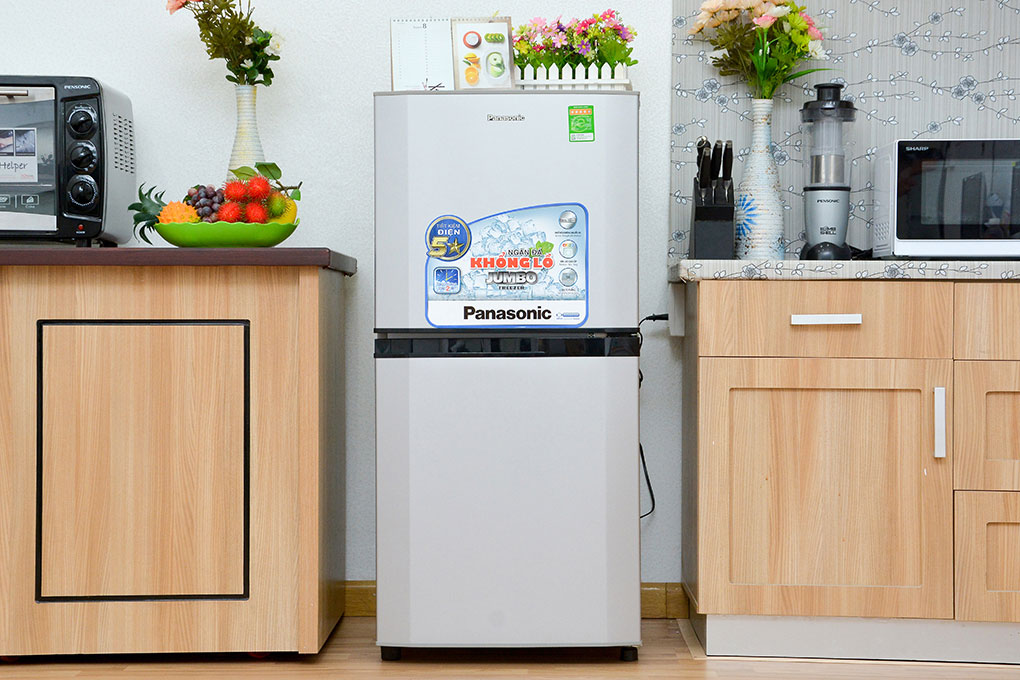 Tủ lạnh Panasonic NR-BJ151SSV1-1