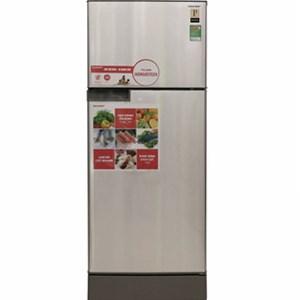 Tủ lạnh Sharp SJ-198P-ST 180 lít