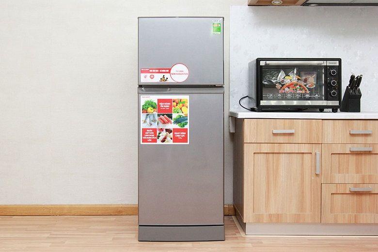 Tủ lạnh Sharp- SJ- 212E