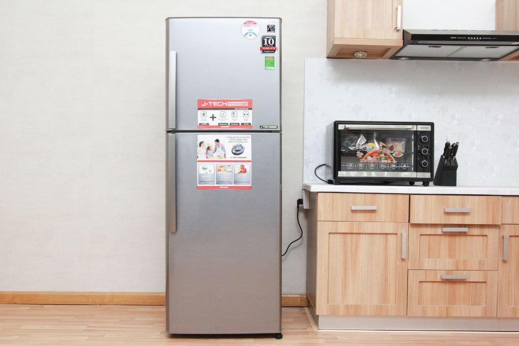 Tủ lạnh Sharp SJ-X315E