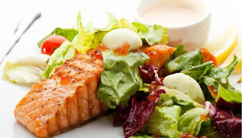 Thức ăn luôn tươi ngon mang đến bữa ăn tròn vị