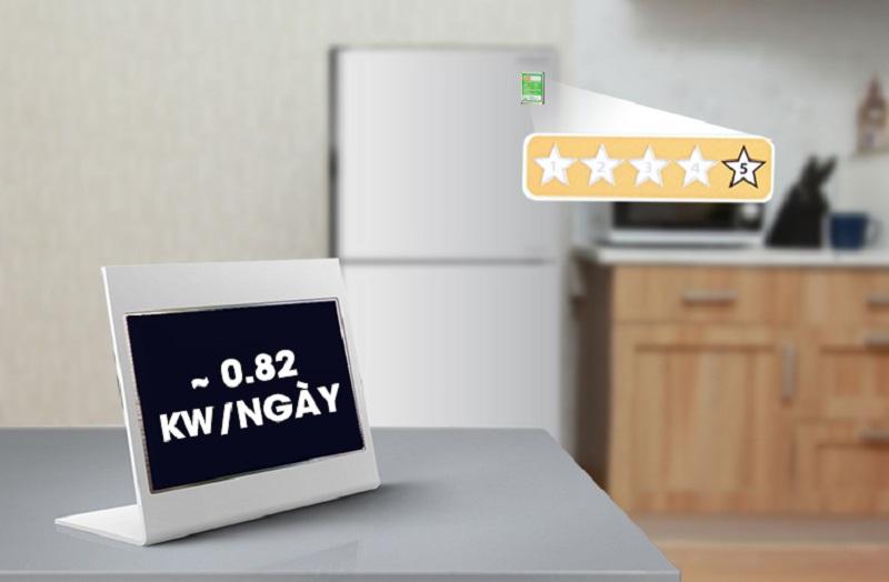Tủ lạnh Hitachi R-H350PGV4 có công nghệ Inverter
