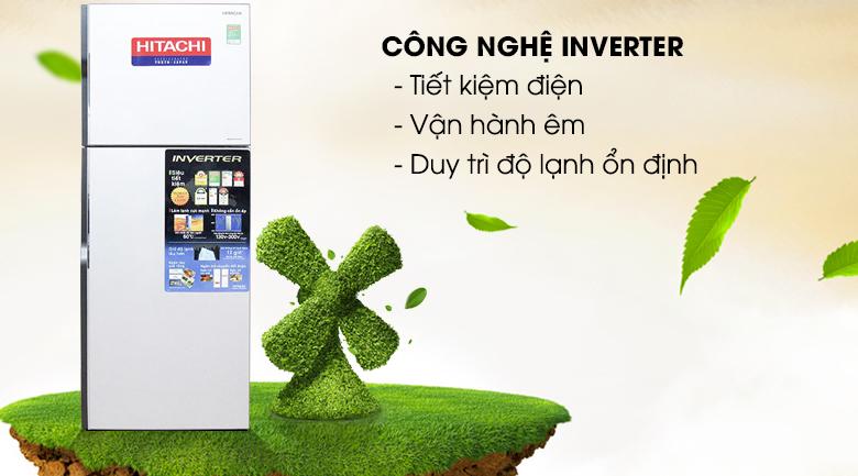 Tủ lạnh Hitachi Inverter 260 lít R-H310PGV4 - Inverter