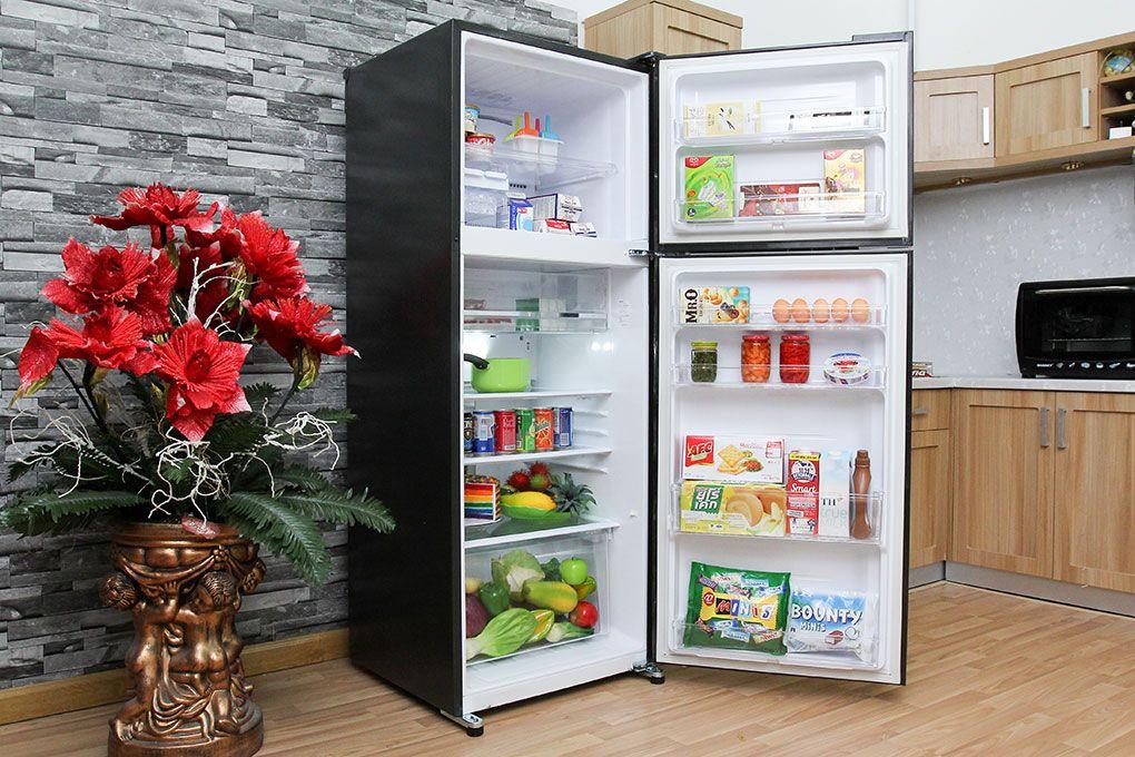 Tủ lạnh Sharp SJ-XP400PG 364 lít - 2
