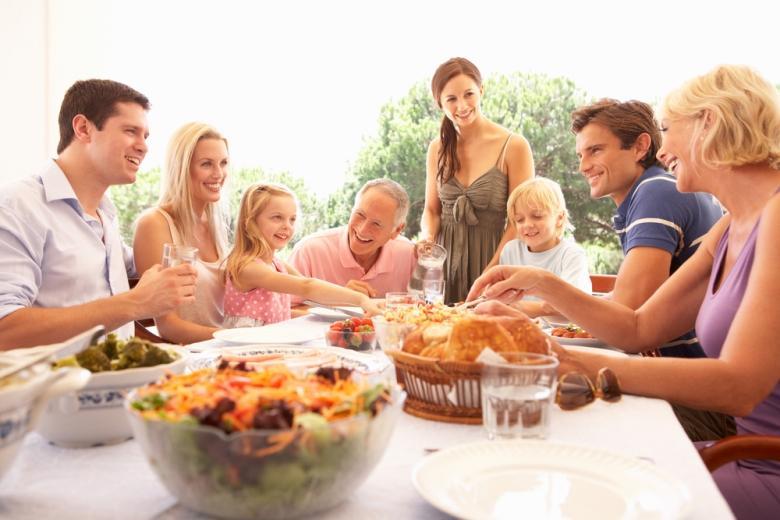 Tủ phù hợp với gia đình đông người