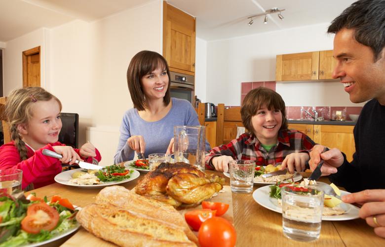 Tủ lạnh dự trữ thực phẩm cho 7 thành viên trong gia đình
