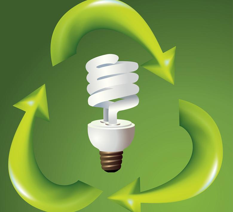 Đèn LED tiết kiệm điện năng, thân thiện môi trường