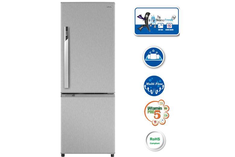 Tủ lạnh ngăn đá dưới với nhiều công nghệ hiện đại