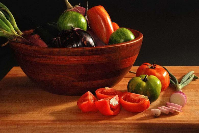 Thực phẩm tươi xanh với công nghệ làm lạnh đa chiều
