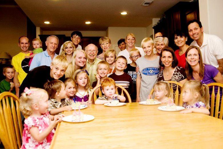 Tha hồ tổ chức những bữa tiệc gia đình