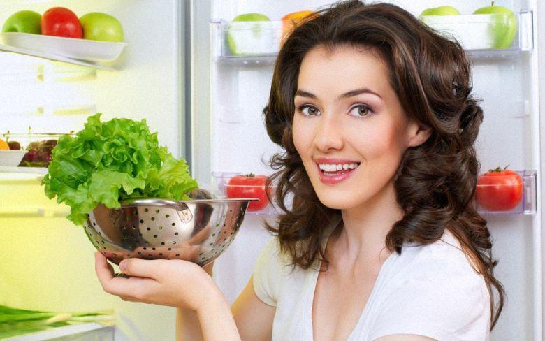 Mang đến trái cây, rau quả xanh một cách tự nhiên