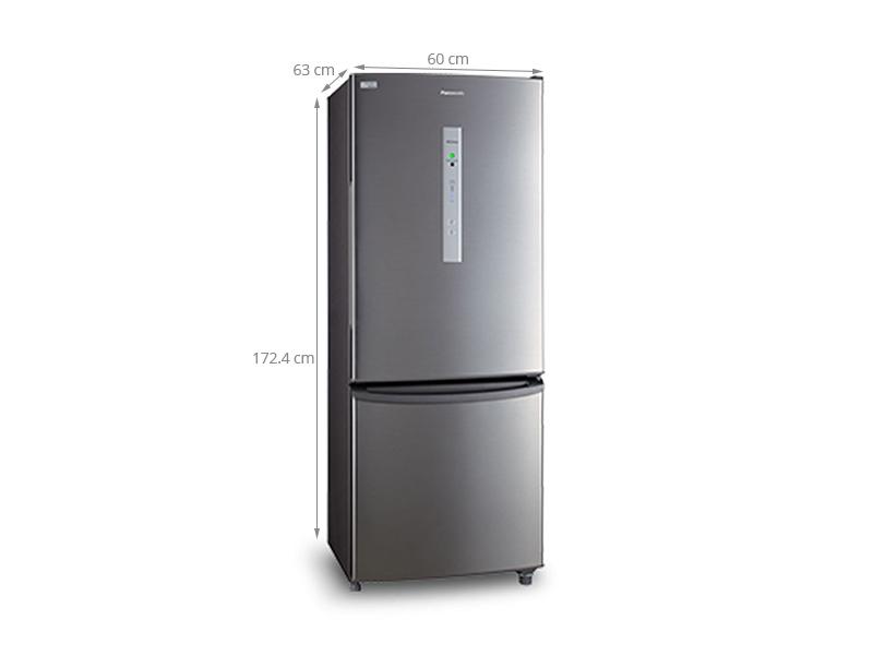 Thông số kỹ thuật Tủ lạnh Panasonic NR-BR347ZSVN 308 lít