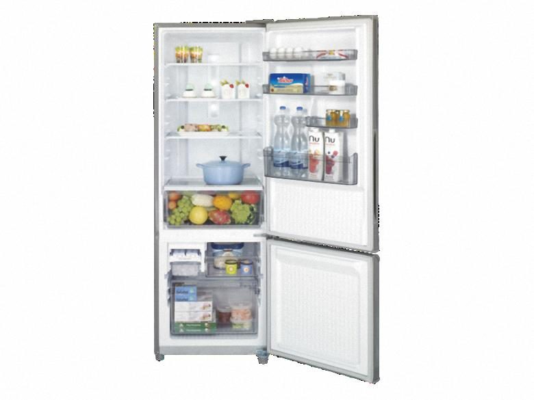 Thoái mái dự trữ thức ăn với dung tích 308 lít